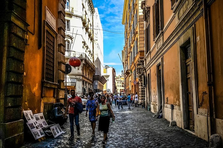 Food and wine tour in Trastevere and Jewish Ghetto